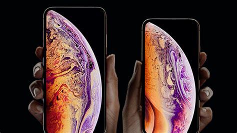 apple announces iphone xs iphone xs max in phone line rev