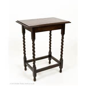 Barley Twist Table L Antique Early 20th Century Small Side Table With Barley