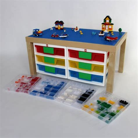 lego table for big large lego table 20 quot x 34 quot lego surface with lego