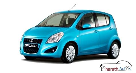 Maruti Suzuki Ritz Facelift Maruti Ritz Facelift Launched In Uk India Launch Soon