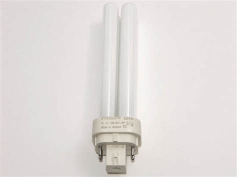 Lu Philips Plc 13 Watt philips 13 watt 4 pin cool white cfl bulb