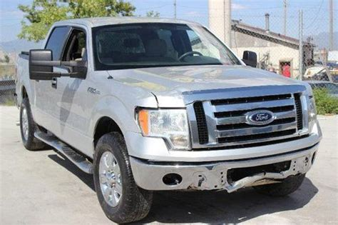 how to sell used cars 2009 ford f series auto manual find used 2009 ford f 150 xl super crew damaged salvage runs priced to sell wont last in salt