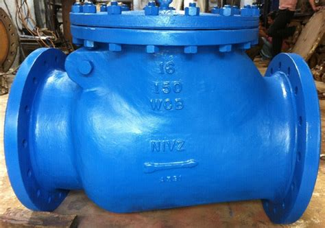 swing check type non return valve swing type check valve manufacturer nrv swing type non