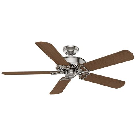 casablanca home ceiling fan casablanca panama 54 in indoor brushed nickel ceiling fan