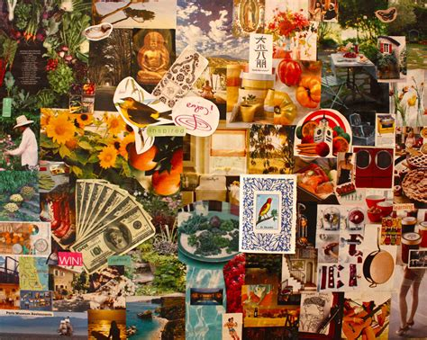 new year collage ideas what is a vision board bliss returned
