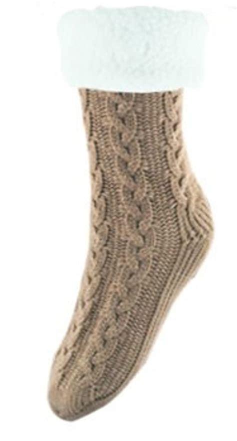 chunky knit socks chunky knit socks brown jpg by thingimijigs ebay 600 900