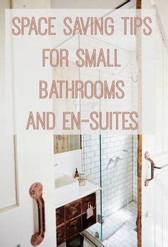 tips trick for saving space in small bathrooms and 1000 images about bathroom ideas on pinterest low
