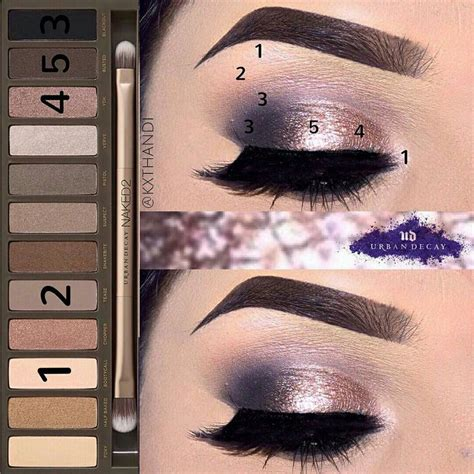 best decay eyeshadow colors 17 best ideas about decay eyeshadow on