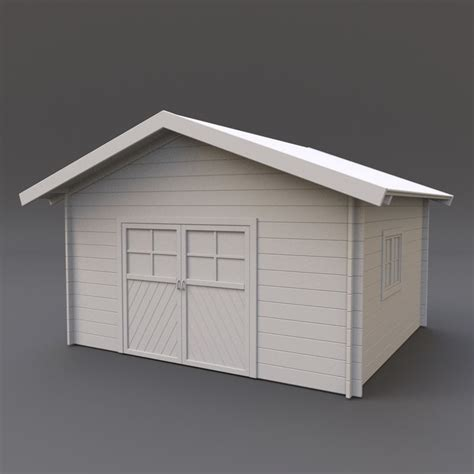 Shed Shack by 3d 3ds Shed Shack Garden