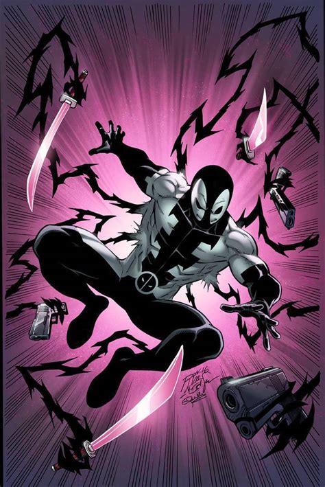 Back In Black 3 by Deadpool Back In Black 1 1 10 Venompool Lim Variant Set