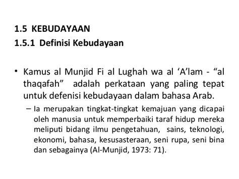 Kamus Al Munjid bab 1 konsep asas hubungan etnik