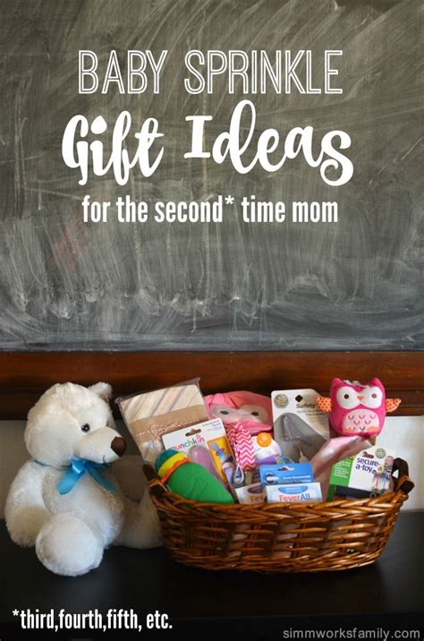 Sprinkle Baby Shower Gifts by Baby Sprinkle Gift Ideas For The Second Time