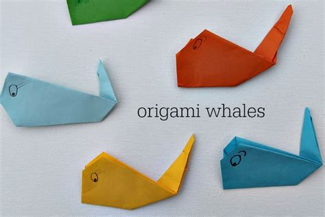Easy Origami Models - simple origami for and rosy
