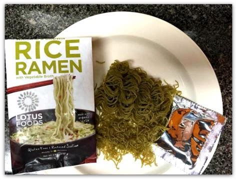 whole grain japanese noodles gluten free vegan wakame and brown rice ramen noodle