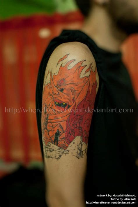 susanoo tattoo itachi no susanoo front complete by whereforeverwent