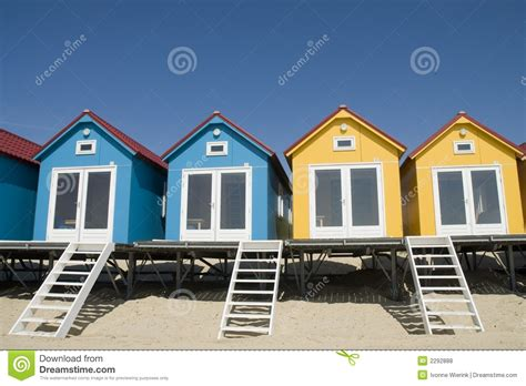 colorful beach houses colorful beach houses royalty free stock photos image