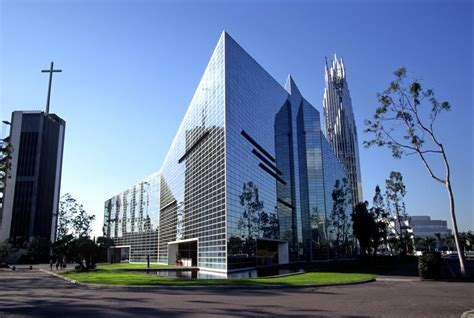 panoramio photo of cathedral garden grove ca