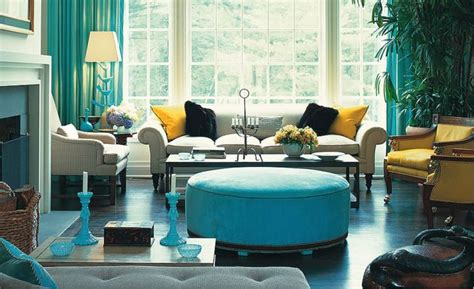 Turquoise Living Room Curtains Designs 19 Gorgeous Turquoise Living Room Decorations And Designs