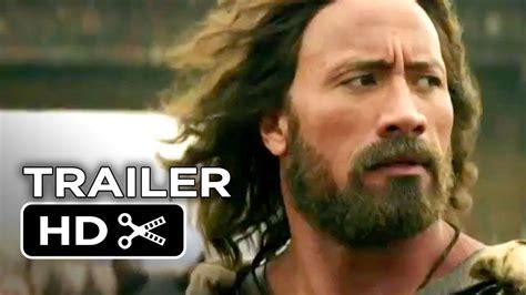 film terbaik dwayne johnson hercules official trailer 1 2014 dwayne johnson ian
