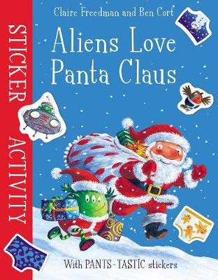 aliens love panta claus b00bhg6v2w monster max s shark spaghetti by claire freedman 9781408851548