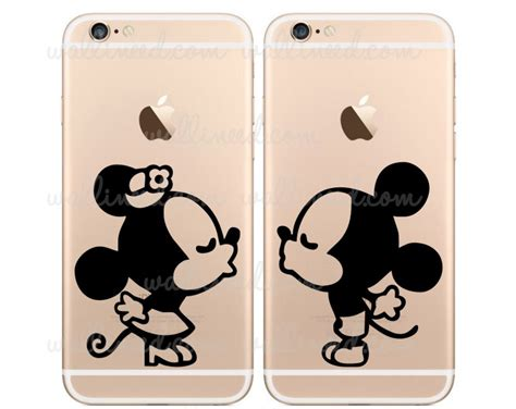 Peel Off Wall Stickers iphone 6 sticker mickey mouse