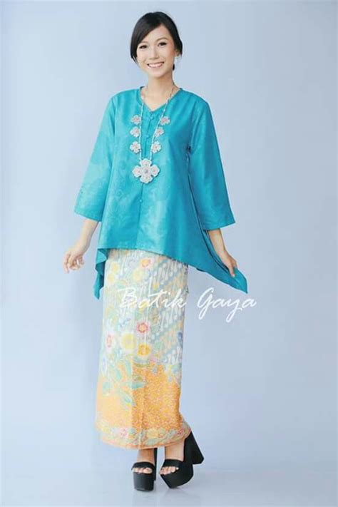 fashion baju raya indonesia 1000 images about kebaya on pinterest baju kurung