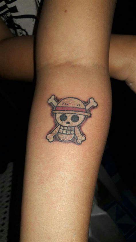 one piece tattoo faust one piece straw hat pirates tattoo my tattoo works