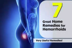 hemorrhoids home remedy 7 great home remedies for hemorrhoids