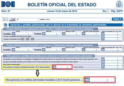 casilla 016 renta 2015 el blog de laura guillot comienza la ca 241 a de la renta