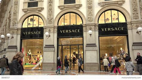 home design stores milan versace shop store italian fashion shopping milan milano