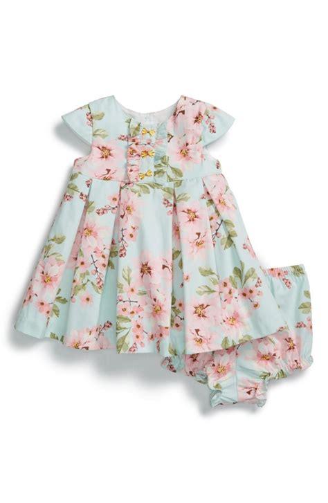 Pippa amp julie floral print dress amp bloomers baby girls nordstrom