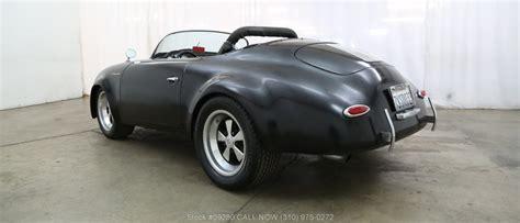 Porsche Speedster Replica Kaufen by 1957 Porsche Speedster Replica Beverly Car Club