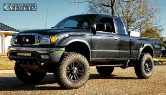 2001 Toyota Tacoma Lift Kit 2001 Toyota Tacoma Mb Wheels Tko Supreme Suspension