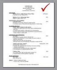 How To Prepare For Resume by How To Prepare A Cv Resume Cv Template Exles