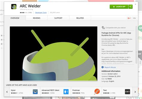 run android apps on chrome how to run android apps in chrome techspot forums