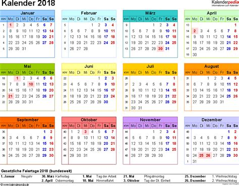 Calendar 2018 Deals Kalender 2018 Related Keywords Suggestions Deutscher