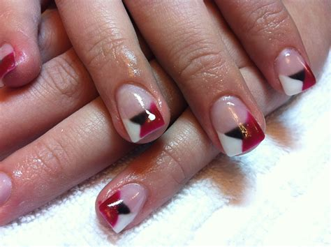 nail design ideas january nail design gallery karen s nails gel nails page 10