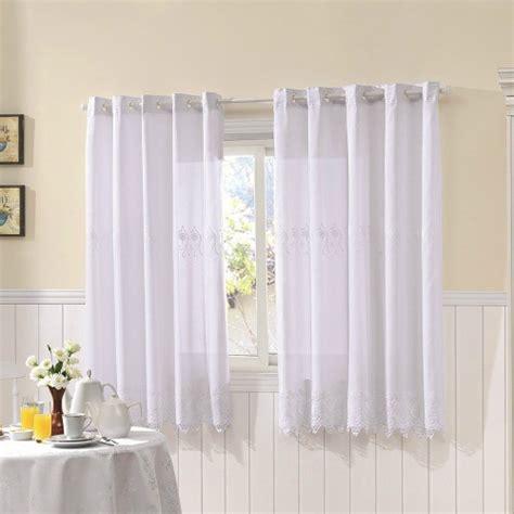 le tende piã cortina para cozinha duplex brisa janela casa sofia