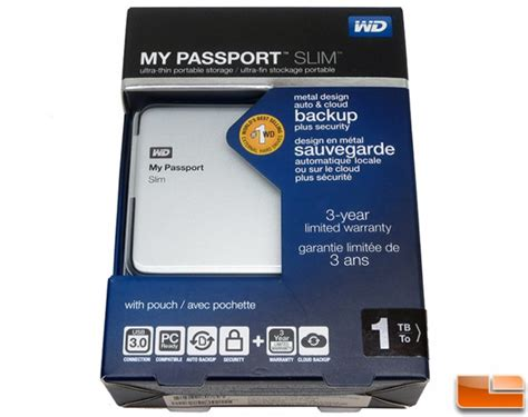 Wd Original My Passport Ultra 1tb Hdd Hd Hardisk External 2 5 1 Tb wd my passport slim 1tb portable drive review legit reviewswd gives the my passport a