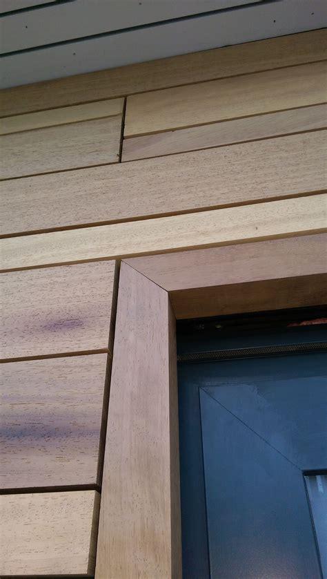 iroko cladding frame detail riverside house henley
