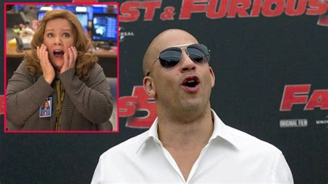 fast and furious 8 star cast quot fast and furious 8 quot mit vin diesel melissa mccarthy