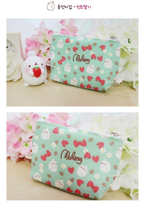Molang Kawaii Tosca Pajamas Dewasa molang shop molang change purse 3 type korea official new ebay