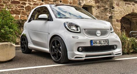 smart car upgrades lorinser comes up with nifty smart fortwo upgrades