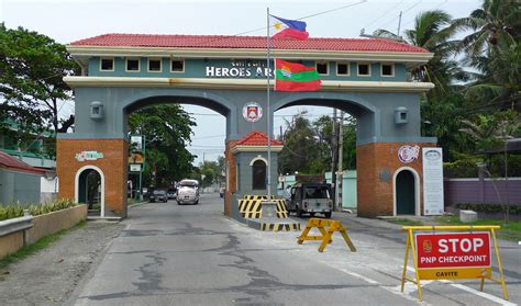 Cavite The by Opinions On Cavite City