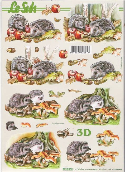 Decoupage Animals - 222 best images about 3d animals on animaux