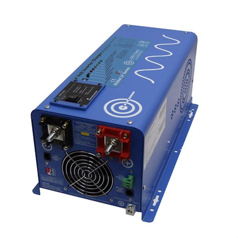 2000 watt sine inverter charger 24 volt