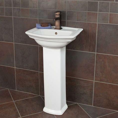 the 25 best ideas about corner pedestal sink on