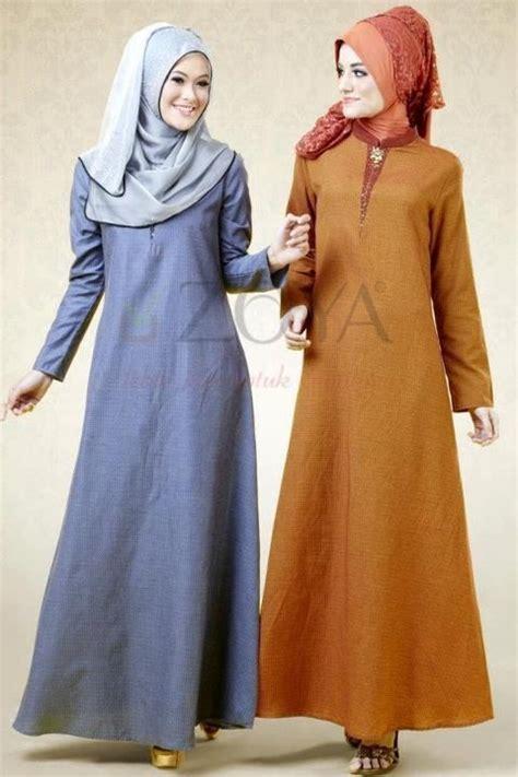 Busana Muslim Melody Dress koleksi busana muslim zoya dress terfavorit model busana