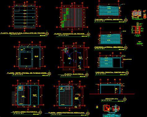 cold storage facility dwg plan  autocad designs cad