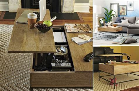 living room laptop table rustic laptop coffee table coolpile